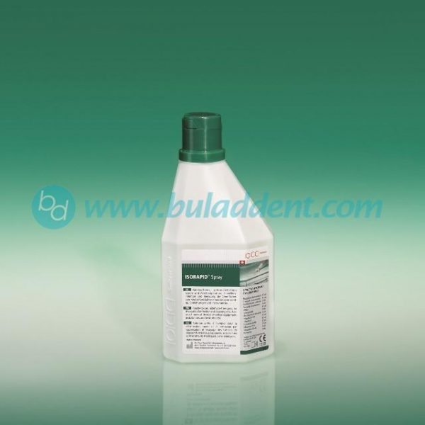 ISORAPID SPRAY OCC 500 ml