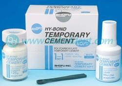 HY-BOND Temporary Cement Soft SHOFU