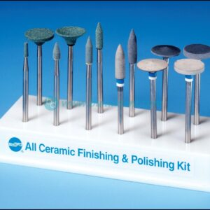 ALL CERAMIC FINISHING & POLISHING KIT