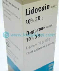 LIDOCAIN SPRAY 10% 38g