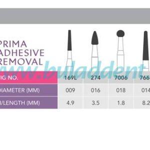 Komplekt boreri za ortodontiia