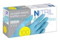 Rakawici nitril bez pudra