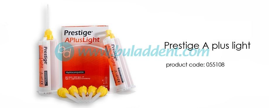 VANNINI PRESTIGE A PLUS LIGHT A-silikon krem 2h50ml